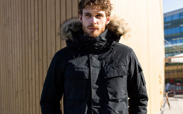 Outdoor Leisure jackets