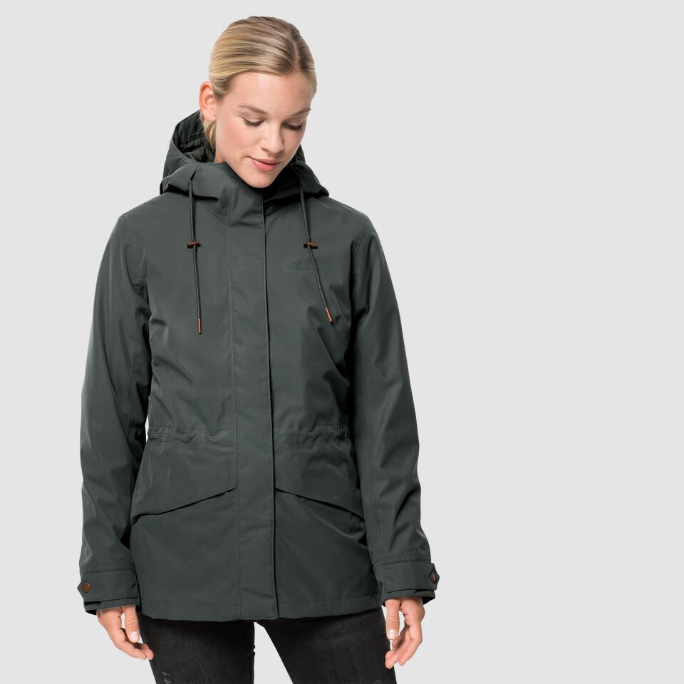 ROCHELLE 3IN1 JACKET W