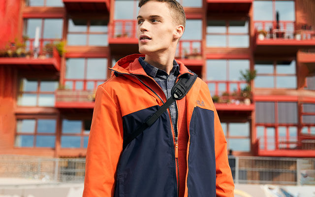 Outdoor Spring jackets
