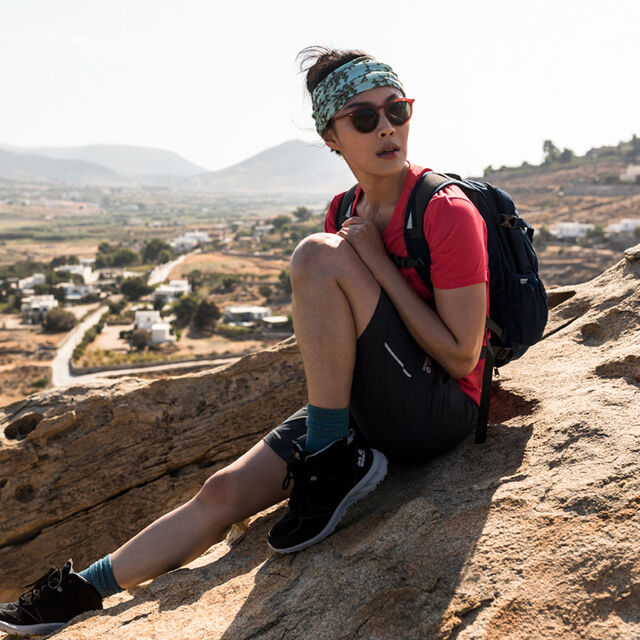 SUMMER HIKING OUTFIT WOMEN