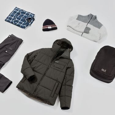 Men Everyday Outdoor Outfit