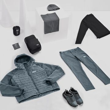 LIGHTWEIGHT OUTFIT MEN