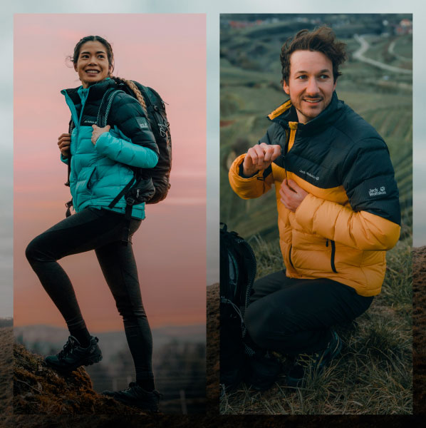 Yearning for some adventure? - The Autumn/Winter collection is now in!